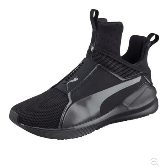 NEW W  BOX Women's Fierce Core High-Top Sneakers NWT 3b57f0511